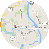 Map Nashua