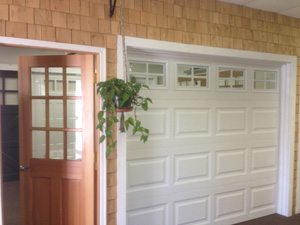 Showroom Garage Doors White