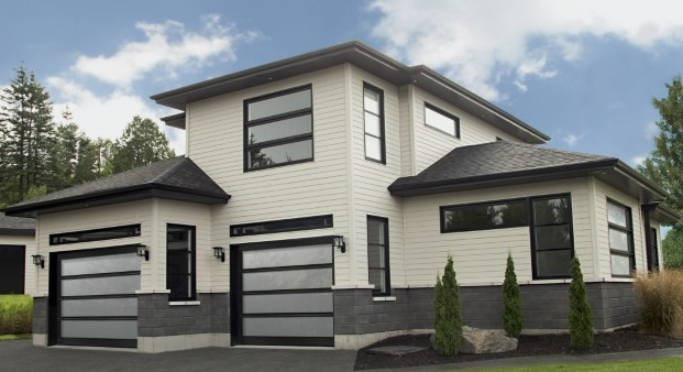 Tips for choosing garage doors for contemporary homes