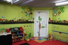 Turning your garage into a playroom